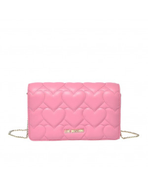 Pochette Love Moschino Rosa JC4257PP0CKG0600 Valigeria.it