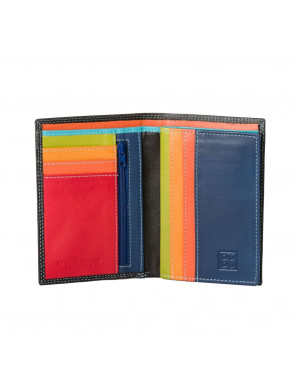 Porta Carte Credito DuduBags Colorful 5344714R01 Valigeria.it