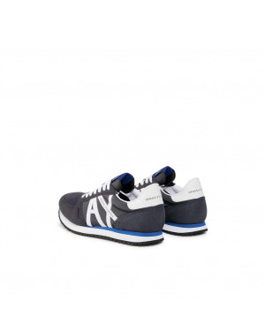 Scarpa Uomo Taglia 43 Armani Exchange Blu Valigeria.it