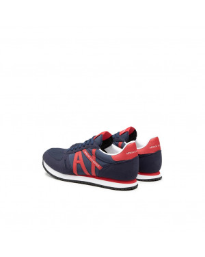 Scarpa Uomo Taglia 43 Armani Exchange Red Valigeria.it