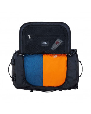 Borsone 2 Manici a Bauletto | The North Face Base Camp Duffel | T93ETO-Black