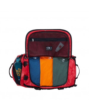 Borsone 2 Manici a Bauletto M | The North Face Base Camp Duffel | T93ETP-Rosso/Nero