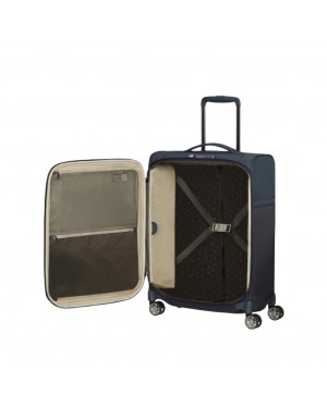 Trolley Morbido Cabina Samsonite Blu KE0003 Valigeria.it