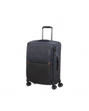 Trolley Morbido Cabina Samsonite Rythum Blu KC3001 Valigeria.it