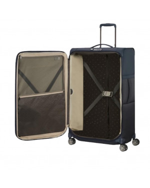 Trolley Morbido Grande Samsonite Blu KE0006 Valigeria.it