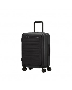 Trolley Rigido Cabina Samsonite Stackd Nero KF1005 Valigeria.it