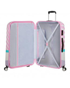 Trolley Rigido Grande American Tourister Wavebreaker Disney 31C007 Valigeria.it