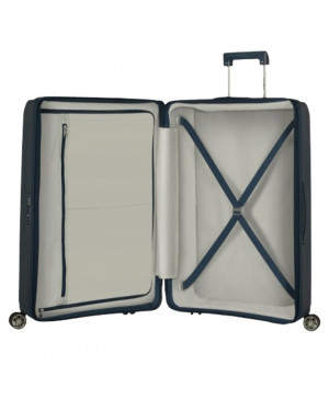 Trolley Rigido Grande Samsonite Blu KD8003 Valigeria.it