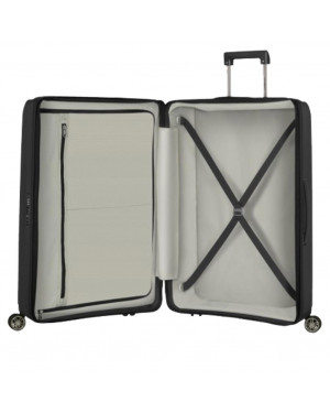 Trolley Rigido Grande Samsonite Nero KD8003 Valigeria.it